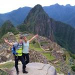 Ziel erreicht - 5 Tage Trekking bis Machu Picchu