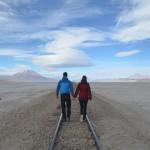 Auf dem Weg nach Chile