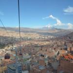 Boliviens Metropole La Paz