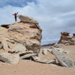 Felsenformationen im Eduardo Avaroa Nationalpark