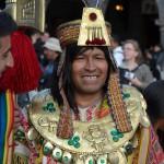 Gesichter von Peru