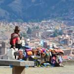Hoch über den Dächern Cuscos