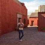 Im Santa Katalina Kloster