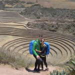 Inka Landschaftsbau in Moray