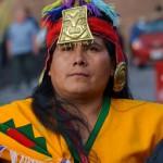 Inkakönig Peru