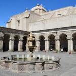 Jesuitenkloster in Arequipa