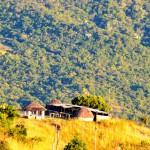 Ländliches Leben in Swaziland