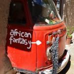 African Fantasy in Swaziland