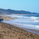 Cape Vidal in den Wetlands Südafrika