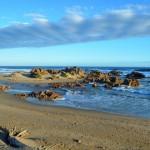 Buffel Bay an der Gardenroute in Südafrika