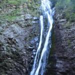 Wasserfall in der Klein Karoo Wüste