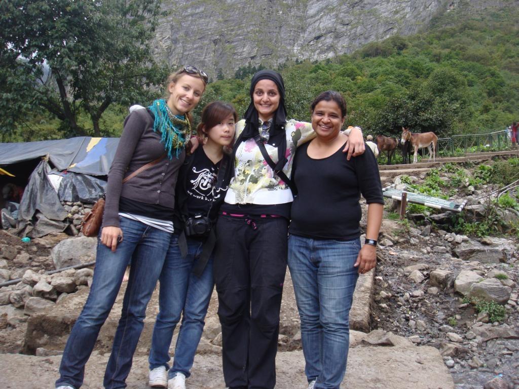 Vier Frauen unterwegs im Himalaya - ein unvergesslicher Trip durch Nordindien.