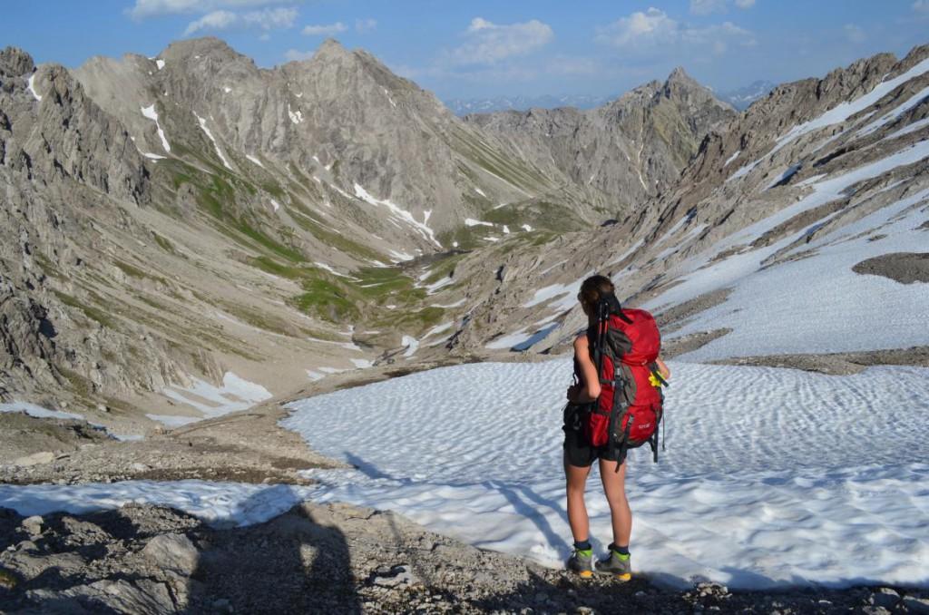 Unendliche Weiten: Die Alpen in ihrer vollen Pracht!