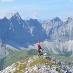 Hüttenwanderung Karwendel: Eins sein mit der Natur.