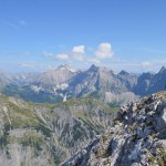 Alpenpanorama Deluxe: Hüttenwanderung Karwendel.
