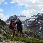 Jetzt wird es eisig: Wandern durch eine beeindruckende Gletscherwelt.