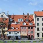 Zentraler Marktplatz in Riga.
