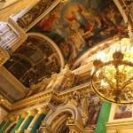 Einmalige Baukunst - Die Isaak Kathedrale in St. Petersburg