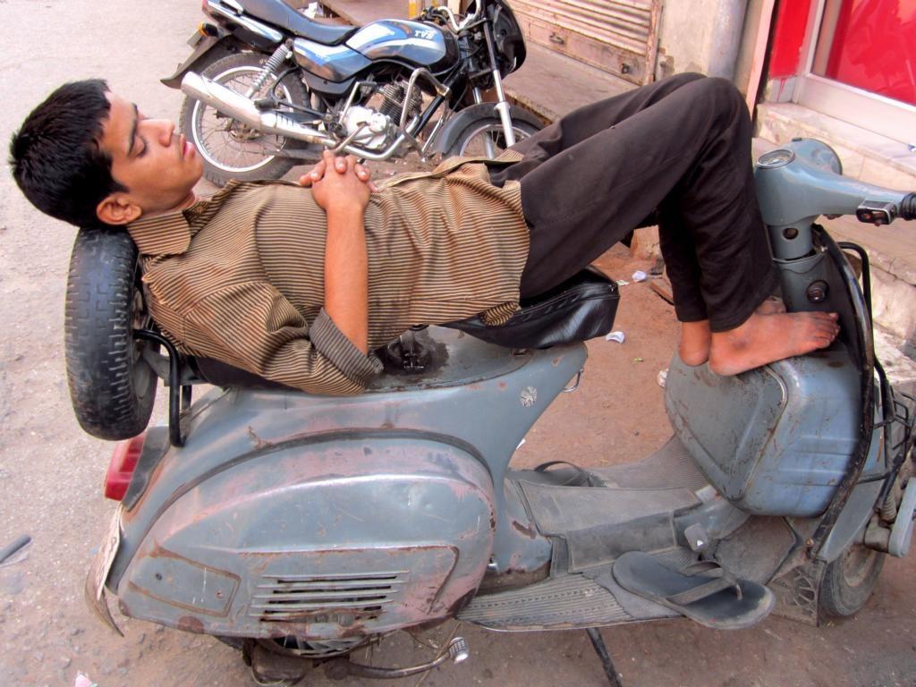 Was heute nicht wird, wird auch nicht morgen! Die India Flexible Time zwingt so manchen Traveller in die Knie!
