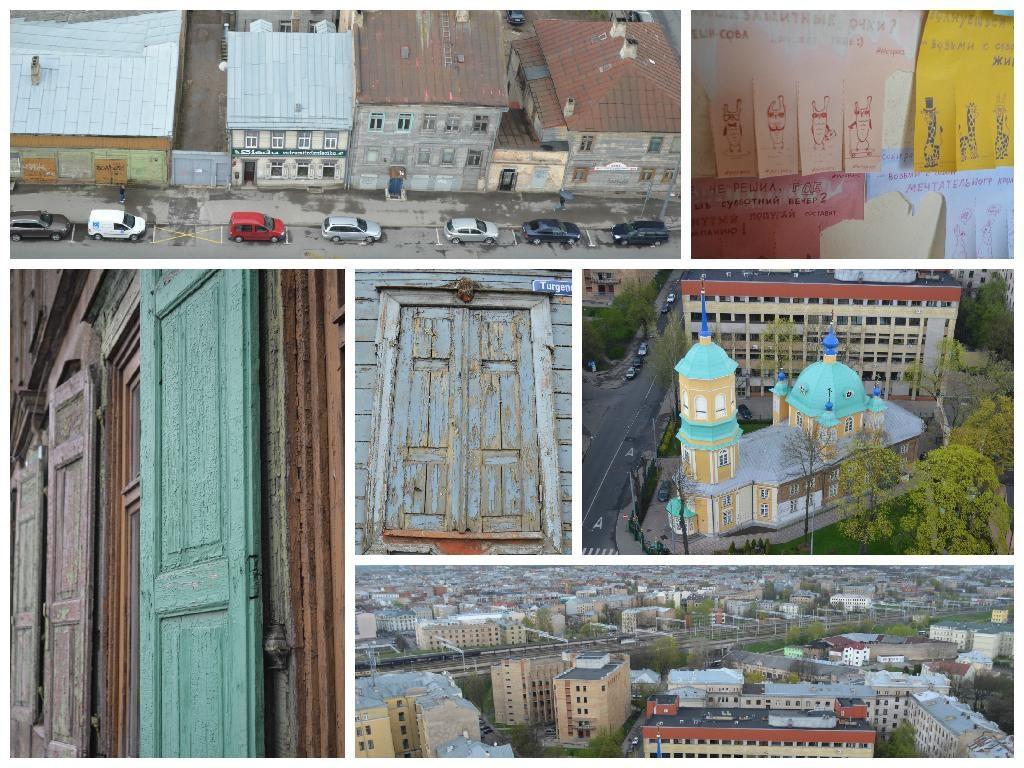 Moskauer Vorstadt in Riga: Tristes Grau und Trostlosigkeit?