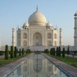 Taj Mahal in Agra