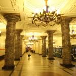 Palast unter der Erde - die Awtowo U-Bahn Haltestelle