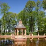 Sommergarten in St. Petersburg