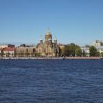 Uferfront St. Petersburg