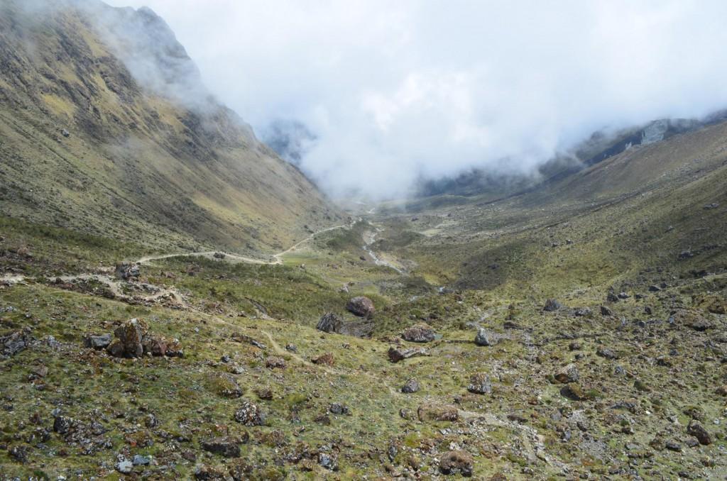 Abstieg in den Dschungel von Peru: Temperaturumschwung Deluxe!