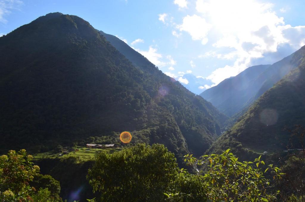 Durch den Dschungel von Peru: Hallo Schweiß, hallo Mücken!
