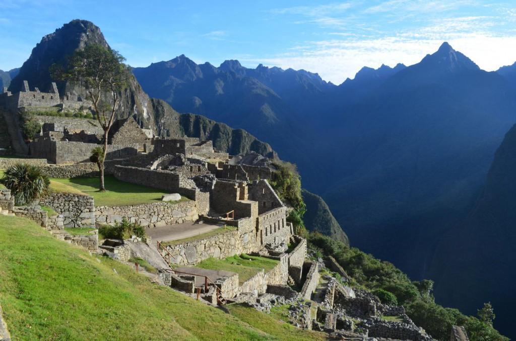 Zu Fuß nach Machu Picchu: Trekking in Peru über den Salkantay Trail.