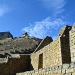 Inka Ruinen von Machu Picchu