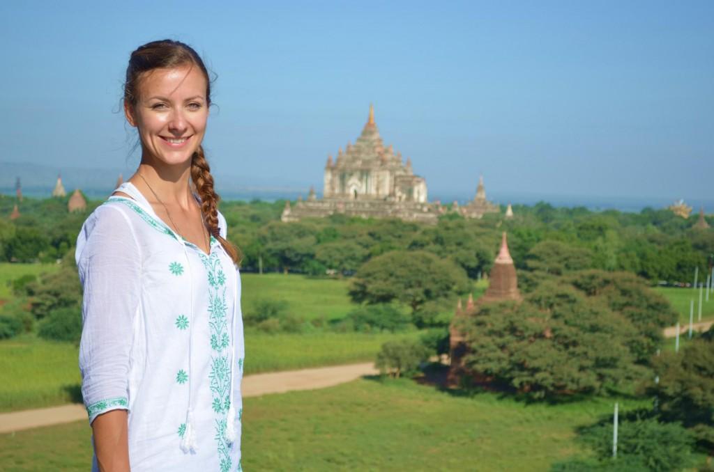 Isolde MaReisen im goldenen Land Myanmar
