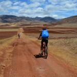 Mountainbiken im Urumbamba Tal