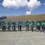 Mountainbiken in Bolivien
