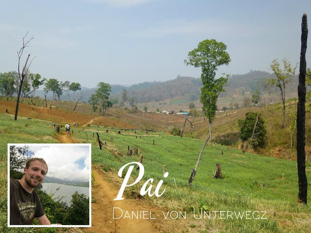 Lieblingsplätze in Thailand? Pai!  © www.unterwegz.com