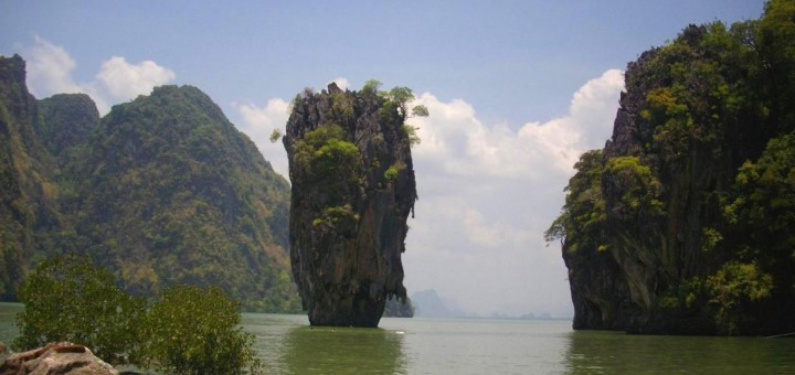 James Bond Insel bei Phang Nga