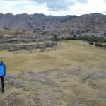 Ruinenstätte bei Cusco