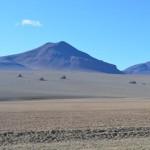 Salvador Dali Wüste in Bolivien