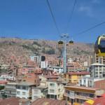 Seilbahnsystem von La Paz