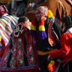 Straßenfest in Cusco