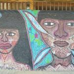 Streetart in Peru