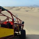 Sunset Sandbuggy Tour durch die Wüste
