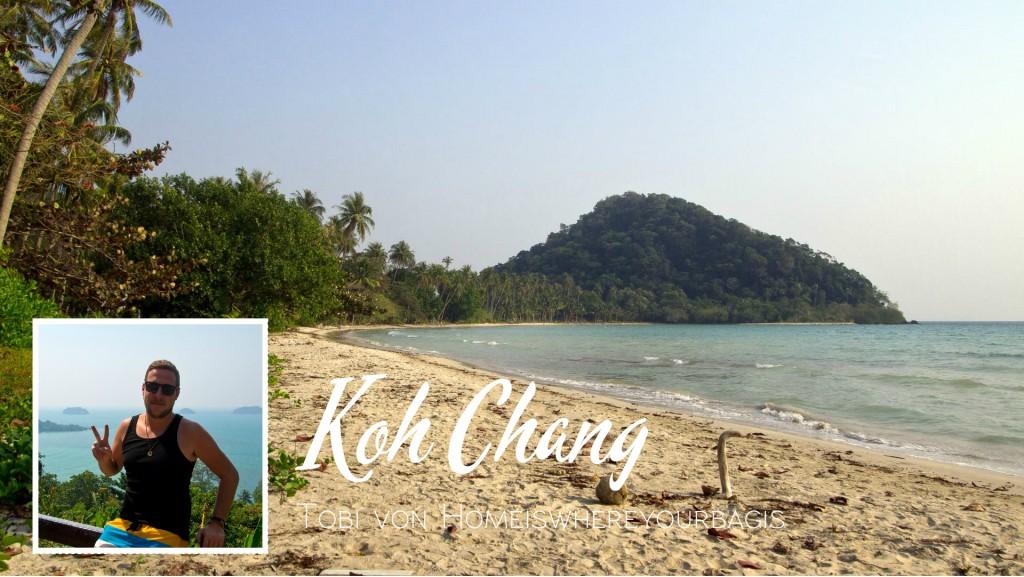 Lieblingsplätze in Thailand? Koh Chang!  © www.homeiswhereyourbagis.com