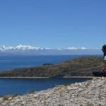 Trekking am Titikakasee