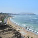 Uferpromendade in Lima
