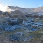 Vulkane im Eduardo Avaroa Nationalpark