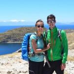 Wandern am Titikakasee