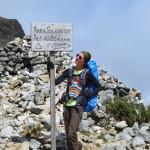 Wanderung über den Salkantay Pass