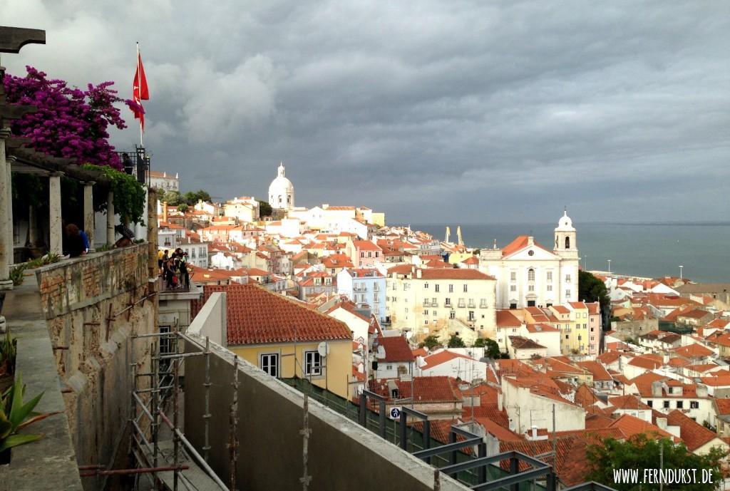 Lissabon - eine alte Bekannte. Die Hauptstadt Portugals ist immer wieder eine Reise wert!